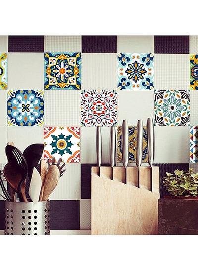 10 Pcs Kitchen Moisture Waterproof Wallpaper Multicolour Price In Saudi Arabia Noon Saudi Arabia Kanbkam