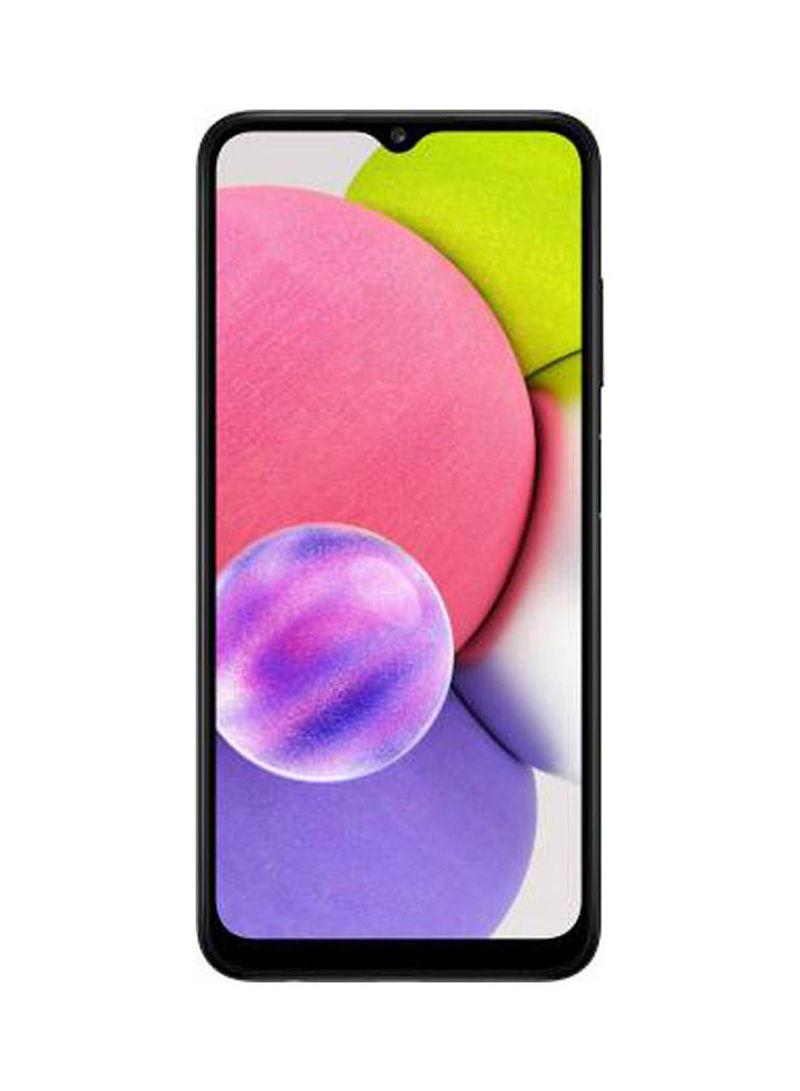 - Galaxy A03s Black Dual Sim 3GB Ram 32GB Rom 4G LTE